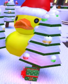 Christmas Epic Duck