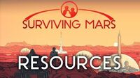 Surviving Mars Preview - Resources
