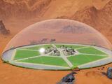 Geoscape Dome