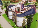 Martian University