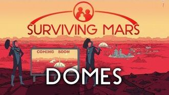 Surviving Mars Preview - Domes