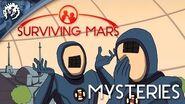 "Surviving Mars - Release date reveal ""Mysteries on Mars"""