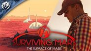 Surviving Mars - The Surface of Mars - Developer Diary