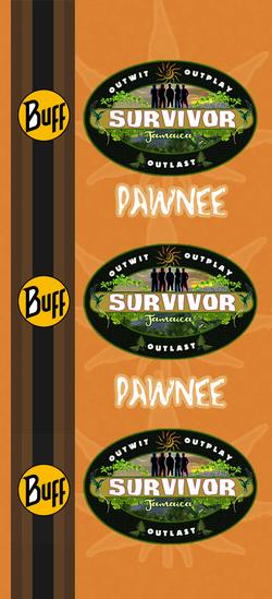Pawnee Tribe Buff