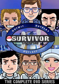 Singapore DVD Cover