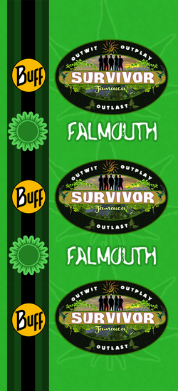 Falmouth Tribe Buff