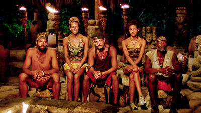 5 person tribal