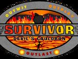 Survivor: Devil's Cauldron