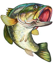 image 17 jumping bass game fish clipart png survivor malakal rh survivor malakal wikia com bass fish pictures clip art jumping bass fish clip art