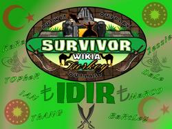 Idir Tribe Flag