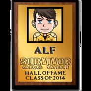AlfHOF2014