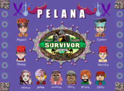 Pelana Tribe Flag