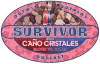 SurvivorCanoCristalesLogo