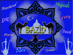 Bazid Tribe Flag