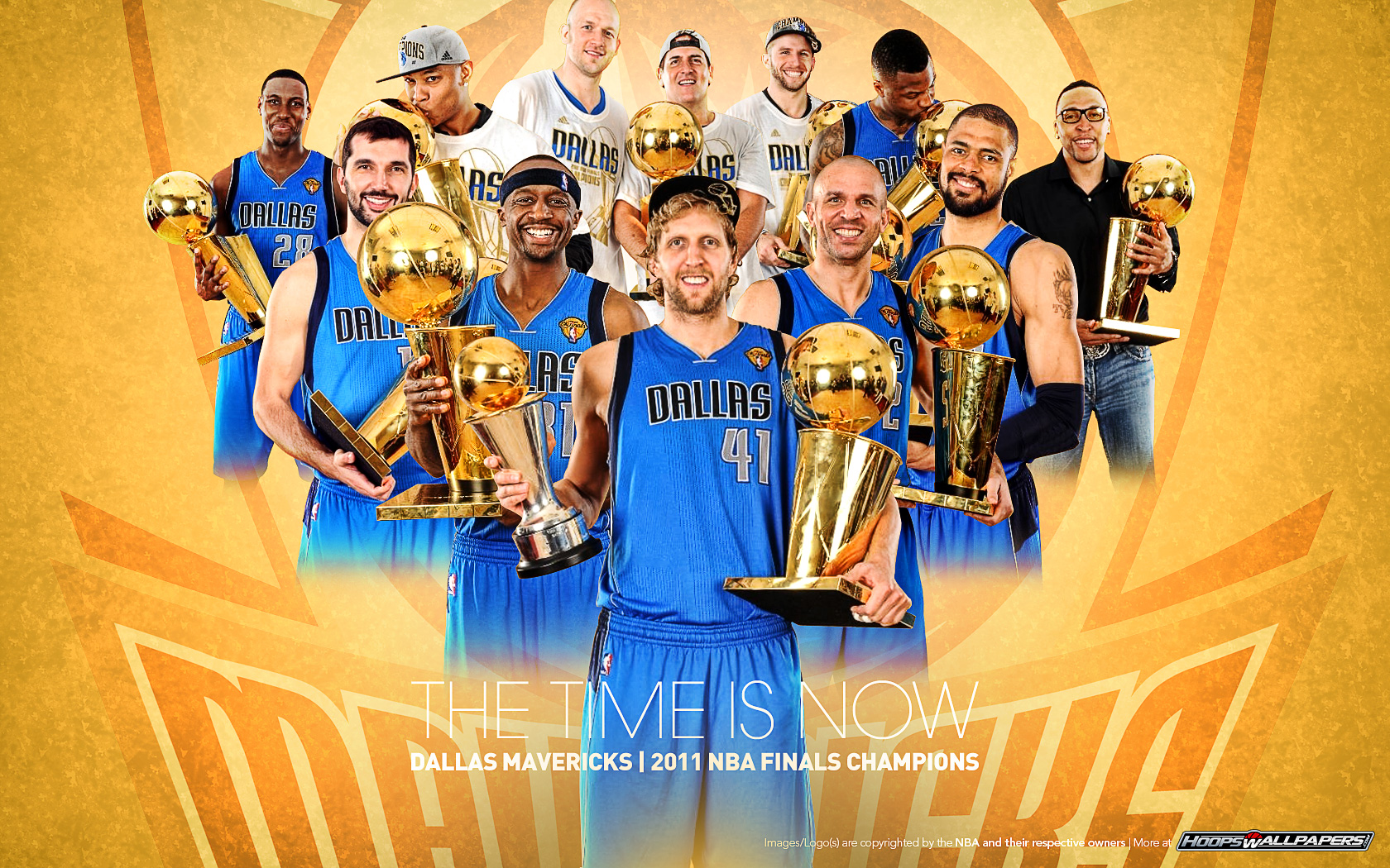 Dallas Mavericks 2011 Nba Champions Wallpaper
