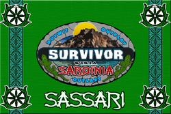 Sassari Flag
