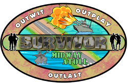 Midway Atoll Logo
