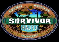 Survivor Nauru Logo v2