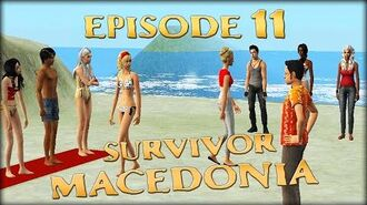"(Sims) Survivor Macedonia - Episode 11 - ""Why You So Pretty"""