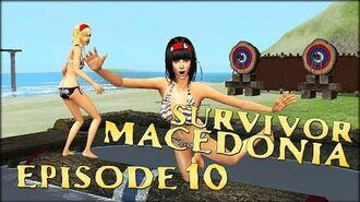 "(Sims) Survivor Macedonia - Episode 10 - ""It's Poetic"""