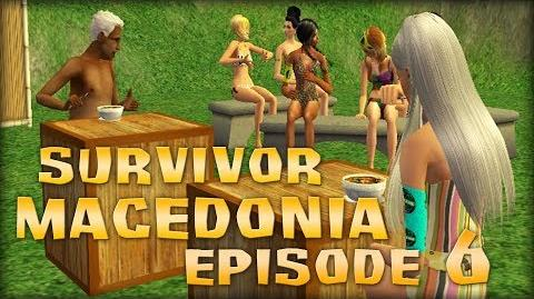 "(Sims) Survivor Macedonia - Episode 6 - ""That Traitor! I Hate Her!"""