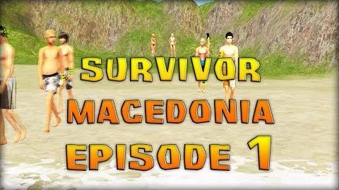"(Sims) Survivor Macedonia - Episode 1 - ""That Trashy Idol Digger.."""