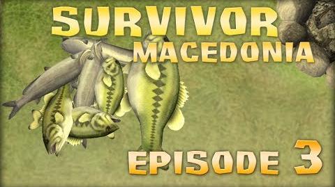 """(Sims) Survivor Macedonia - Episode 3 - """"Girl Power!"""""""