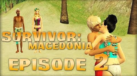 """(Sims) Survivor Macedonia - Episode 2 - """"Can You Say Classless?"""""""