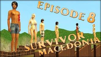"(Sims) Survivor Macedonia - Episode 8 - ""Going For The Hot Dog"""