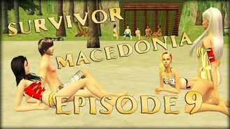 "(Sims) Survivor Macedonia - Episode 9 - ""Swing Vote"""