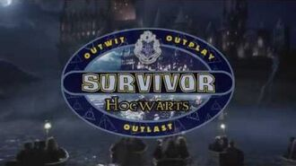 Survivor Storybook Hogwarts Opening
