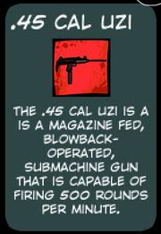 Uzi Magazines 45