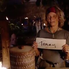 Kathy votes against Tammy..