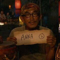 Tai votes against Anna.