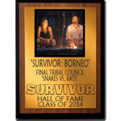<i>Survivor: Borneo</i> Final Tribal Council