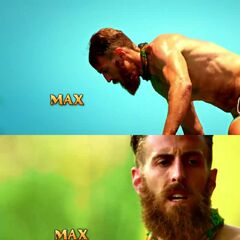 Max's opening credits.