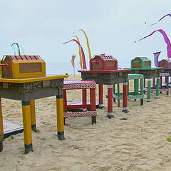 The preview of the lock boxes in the Immunity Challenge.