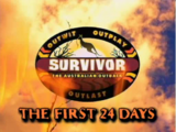 The First 24 Days
