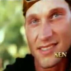Ken's photo in the first episode's opening.