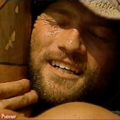 Chad at his last Immunity Challenge.