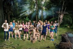 Koh-Lanta Thailande Cast
