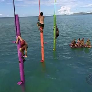 Round 2 of the challenge in <i>Fiji</i>.