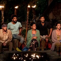 Sele at their fourth Tribal Council.