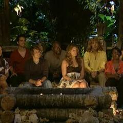 <i>Survivor: Micronesia</i> Jury.