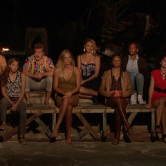 <i>Survivor: Game Changers</i> Jury.
