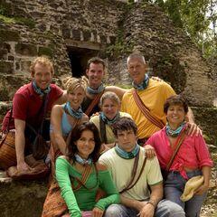 The Yaxhá tribe before <a href=
