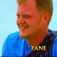Zane's second motion shot in the intro.