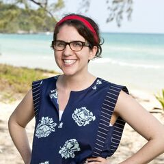 Aubry's alternate cast photo for <i>Survivor: Kaôh Rōng</i>.