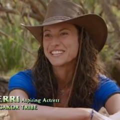 Jerri making a <a href=