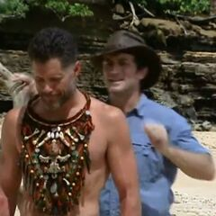 Terry wins immunity.